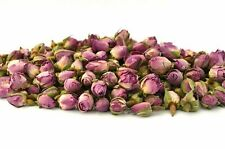 DRIED ROSE BUDS - Tea, Candles, Baking, Soap - Free UK P&P - SpiceHaven