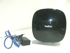 Belkin Model F9K1113V1 Dual-Band Wireless Gigabit Router Dual-Band AC1200 1200M
