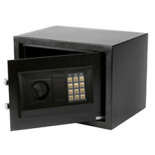 Small Safe Box Digital Electronic Keypad Lock Depository Security Home Gun Lock
