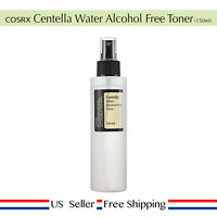 COSRX Centella Water Alcohol Free Toner 150ml Mineral + Free Sample [US Seller]