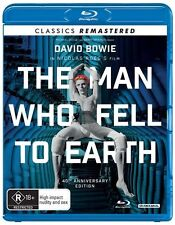 The Man Who Fell To Earth (Blu-ray, 2017)