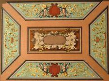 VESTÍBULO 2 Hotel de la FIGARO Drouot chromolitho 19e DALY ARQUITECTURA