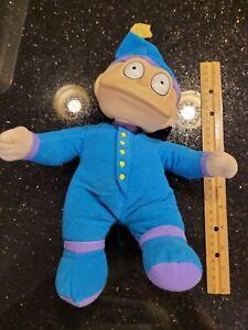 Adorable Mattel Tommy Pickles Blue Pajamas Rug Rats Doll 1997 Mattel