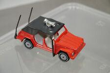 Siku 1032 1332 VW 181 Red ca.7 cm (K27) #26