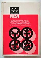 RCA Halbleiterschaltungen der Leistungselektronik (Buch 1971)