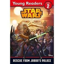 Star Wars: Rescue from Jabba's Palace (Star Wars Young Readers)-ExLibrary