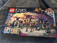 Lego Elves Magic Rescue From The Goblin Village 41185 Nib