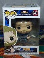 Marvel Thor Ragnarok Thor #240 Vinyl Bobble-Head Figure Funko Aus Seller