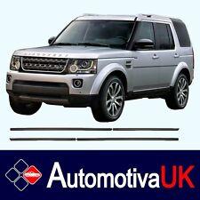 LAND Rover Discovery mk4 PORTA sfregamento strisce | Porta Protettori | protezione laterale
