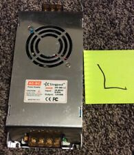 Singpad DC12V 30A Universal Regulated Switching Power Supply Adaptor Transformer