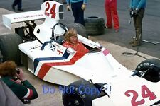 James Hunt Hesketh 308B British Grand Prix 1975 Photograph