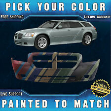 New Painted to Match - Front Bumper Cover Fascia For 2005 2006 2007 Dodge Magnum