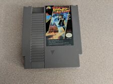 BACK TO THE FUTURE I 1 NINTENDO NES EXMT CONDITION GAME CARTRIDGE