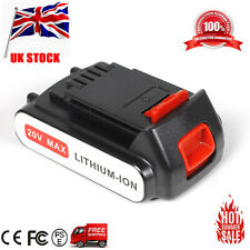 For Black & Decker 18/20V LBXR20 LBX20 LB20 BDCDMT120 LSW20 186K Lithium Battery
