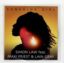 (IC626) Simon Law, Sunshine Girl ft Maxi Priest & Lain Gray - 2017 DJ CD