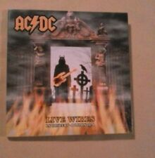 Ac/dc - Live Wires (Live - Boston 1978) Brand new not sealed.