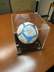 1999 Signed Women's World Cup Soccer Ball (Authenticated by Steiner)