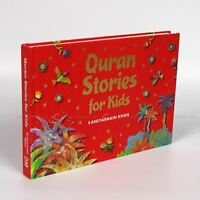 Quran Stories for Kids by Saniyasnain Khan - Goodword Books Hardcover 240 Pages