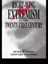Right-wing Extremism in the Twenty-first Century Political Violence