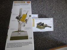 Proxxon Set 20000 Bohr- und Fräsbank BFB 2000+20402 Maschinenschraubstock+20394
