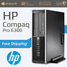 Windows 10 PC - Intel i3-3220 - 250/500GB HDD or 128GB SSD - HP COMPAQ 6300