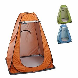 Portable Pop Up Outdoor Camping Privacy Change Room Shelter Shower Toilet Tent