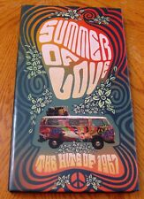 Summer of Love The Hits of 1967 (2 CD, 1 DVD) 2007 Time Life