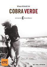 Cobra Verde (DVD, 2006)