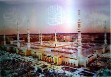 3D Effekt Bild Mekka Medina Kaaba Wechselbild - Lentikularbild: Mekke Medine