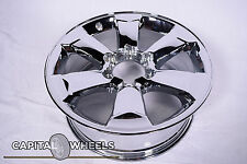 Toyota 4Runner 4 Runner Original Wheel Rim 69481 18x7.5 Chromed