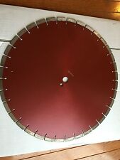 20 inch Professional  wet concrete diamond saw blade for over 65HP machine