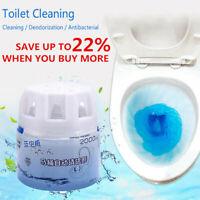 Automatic Toilet Cleaner -Magic Flush Bottled Helper Blue Bubble Amazing Hom JE