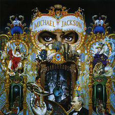 "MICHAEL JACKSON ""Dangerous"" 2001 SpecialEdition 14Trk RemasteredCD ""Black&White"""