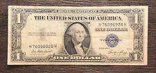1935-E Silver Certificate 1$ Dollar Bill Note (P525)