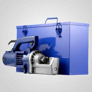 """New Hydraulic Electric Heavy Duty  Rebar Cutter for 1"""" Rebar RC25 25mm"""