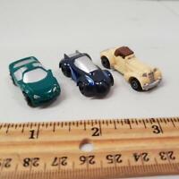 Micro Machines LOT Chevy Green Iroc-Z Concept Camaro Indiana Jones Auburn Car