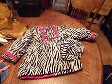 Toddler Girl Penelope Mack Coat And Hat Set 2T