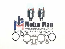 Motor Man - 5235203 TBI 4.3L Throttle Body Injector Kit 45pph w/ gasket & orings