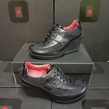 """TSUBO """"Fadir"""" Compensé Cuir Women's Boots Shoes US 7.5 UK 6 EUR 38,5 (rrp:179€)"""