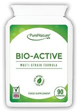 Probiotics Acidophilus more than10 Billion Multi-Strain active Friendly Bacteria
