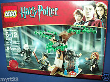 LEGO Harry Potter 4865 - THE FORBIDDEN FORREST retired Voldemort Hagrid Mini