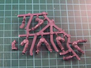 5 Pairs of Astra Militarium Tempestus Scion Legs (Bits), 40K Games Workshop