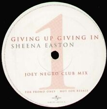 SHEENA EASTON - In Giving Up, Giving In (Joey Negro mix)