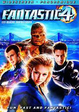 Fantastic Four (DVD, 2005, Widescreen)