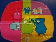 "Uglydoll Ugly Dolls Kids Birthday Party Decoration Foil 18"" Square Mylar Balloon"