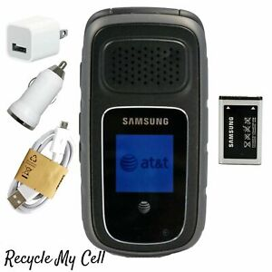 Samsung Rugby III SGH-A997 (AT&T) Cell Phone GSM 2G/3G Speed