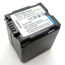 2800mAh Battery for Panasonic HDC-TM20R HDC-TM20S HDC-TM300 HDC-TM300K HDC-TM700