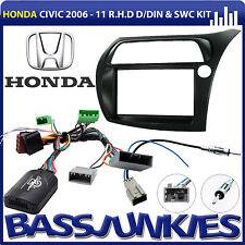 Vehicle Steering Wheel Interfaces for Civic