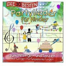DIE 30 BESTEN PARTYLIEDER FÜR KINDER   CD  NEU/OVP!
