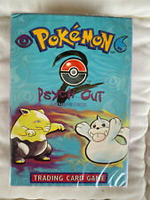 Pokemon Base Set 2 Psych Out Theme Deck Factory Sealed - New